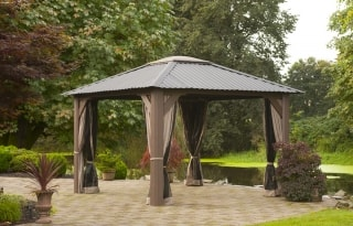 Victoria gazebo sample image