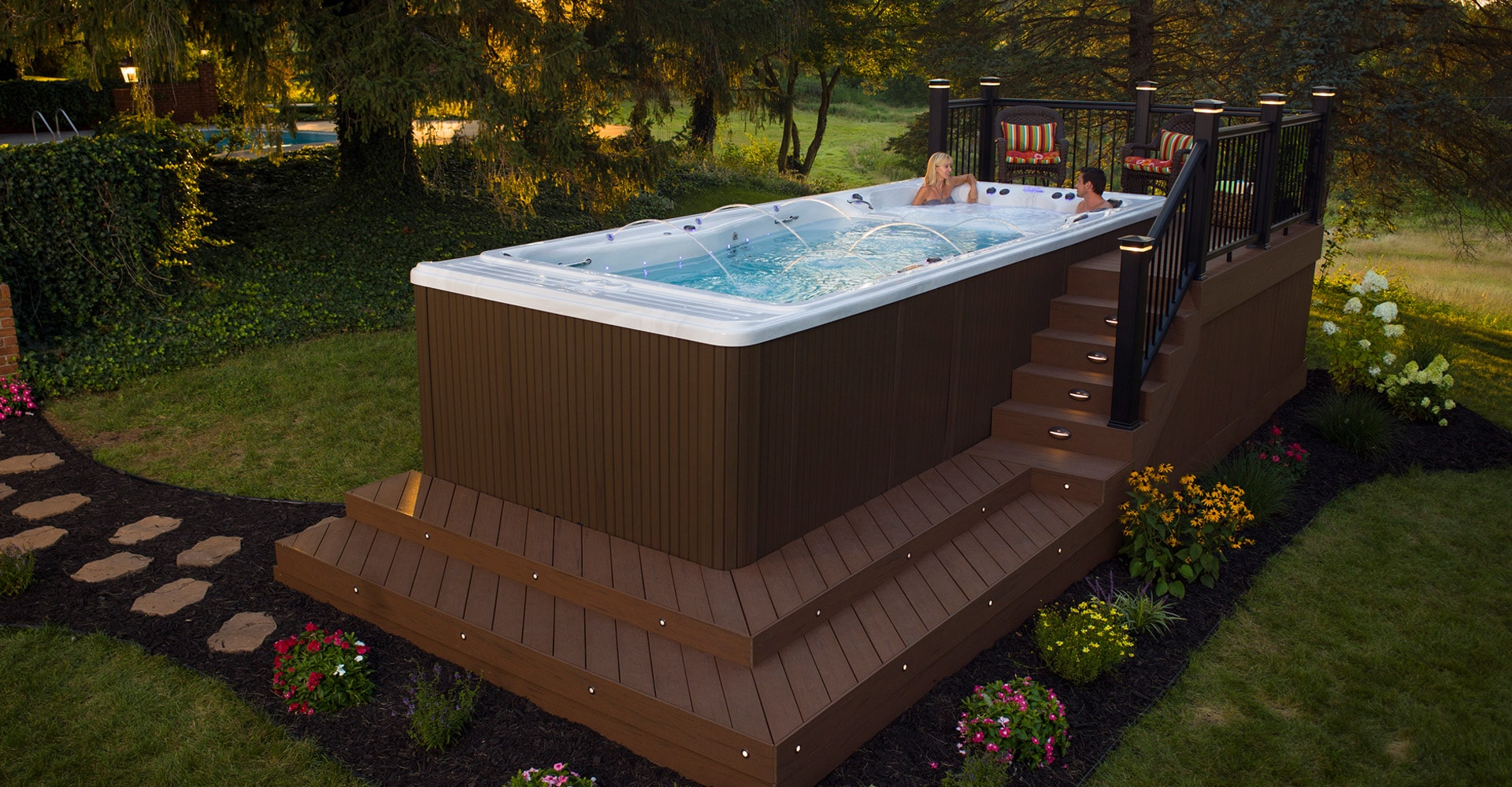 Hot Tub and Swim Spa Super Store | Premium Wholesale Home