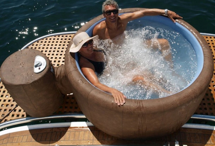 Softtub Hot Tubs SOFTUB 140