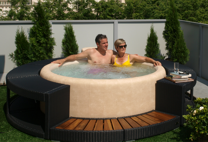 Softtub Hot Tubs SOFTUB 220